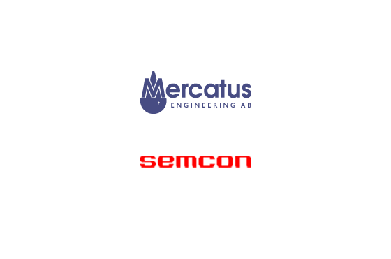 Client: Semcon and Mercatus Engineering